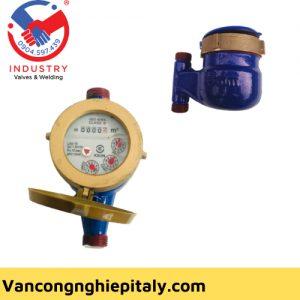 đồng hồ đo lưu lượng nước giá rẻ
