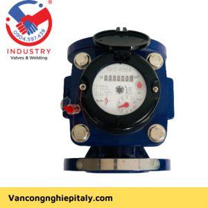 đồng hồ đo lưu lượng nước thải dn100